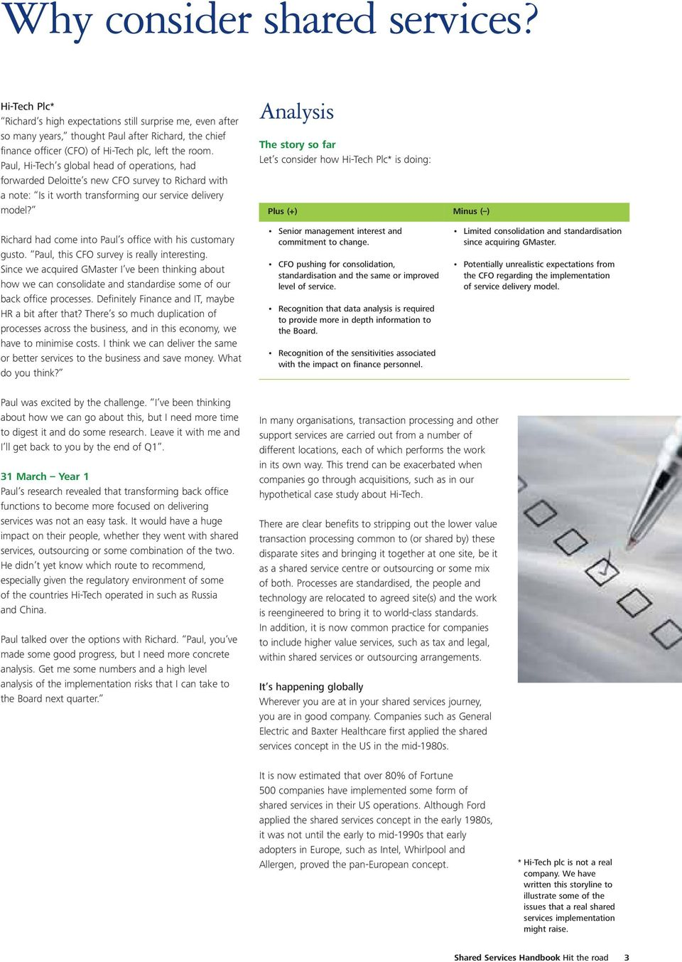 Shared services handbook hit the road pdf paul hi tech s global head of operations had forwarded deloitte s new publicscrutiny Gallery