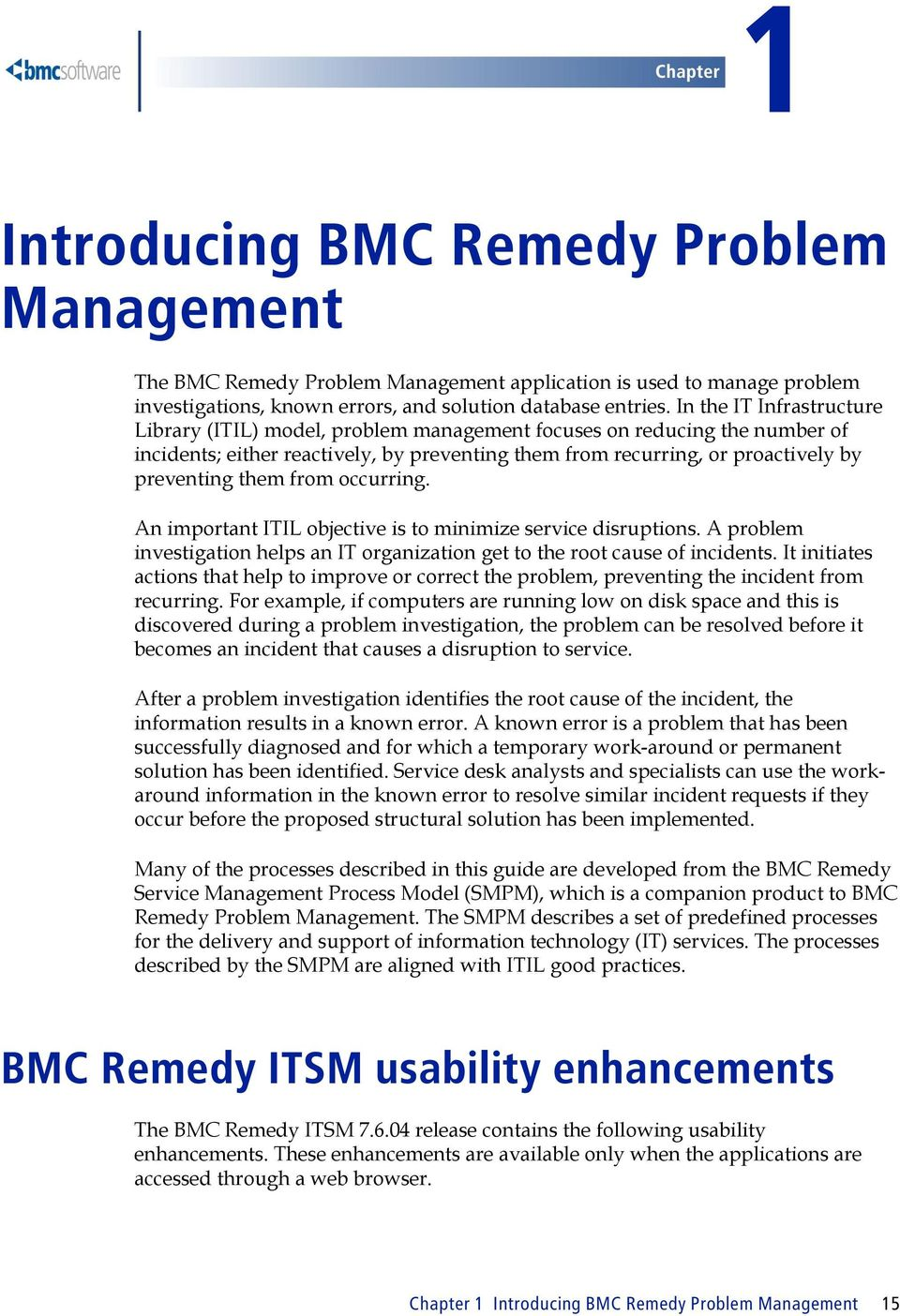bmc remedy service desk problem management user guide supporting rh docplayer net User Manual User Manual Guide