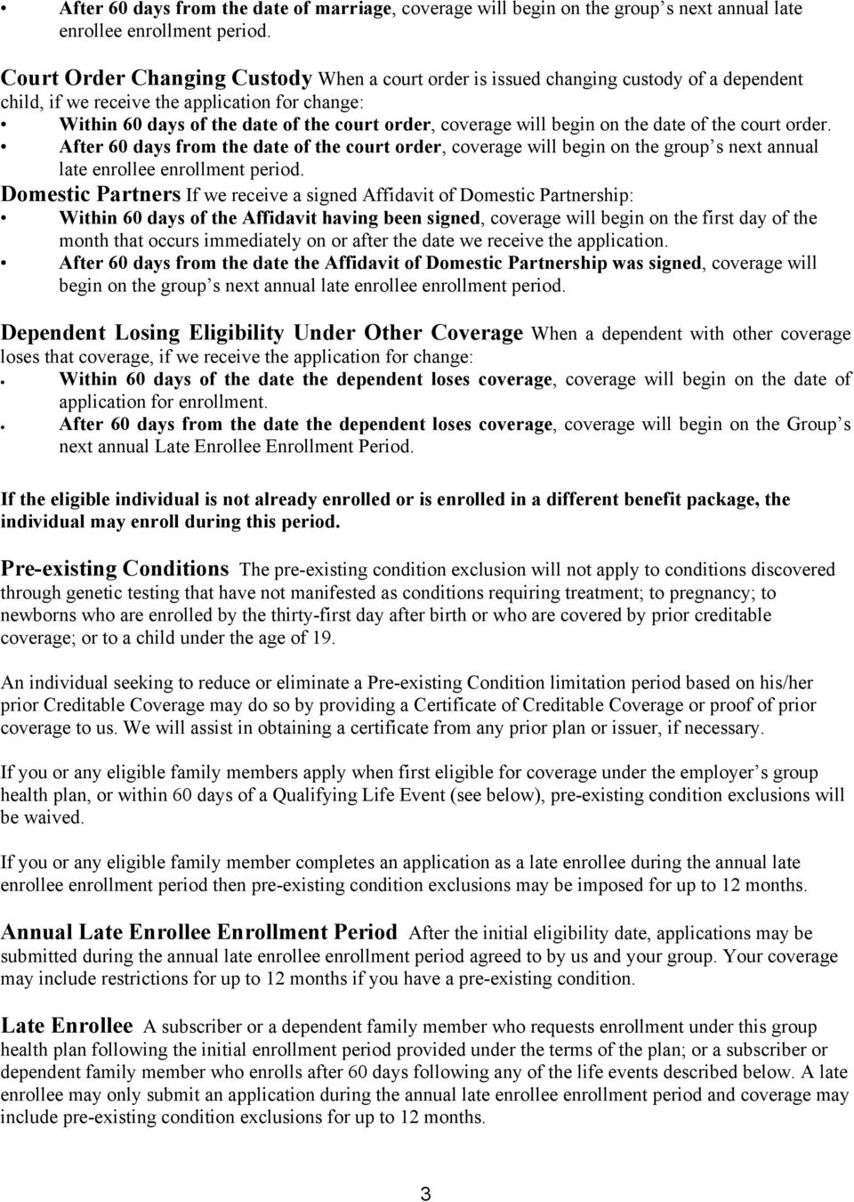Mea Choice Plus Point Of Service Plan Certificate Of Coverage Pdf