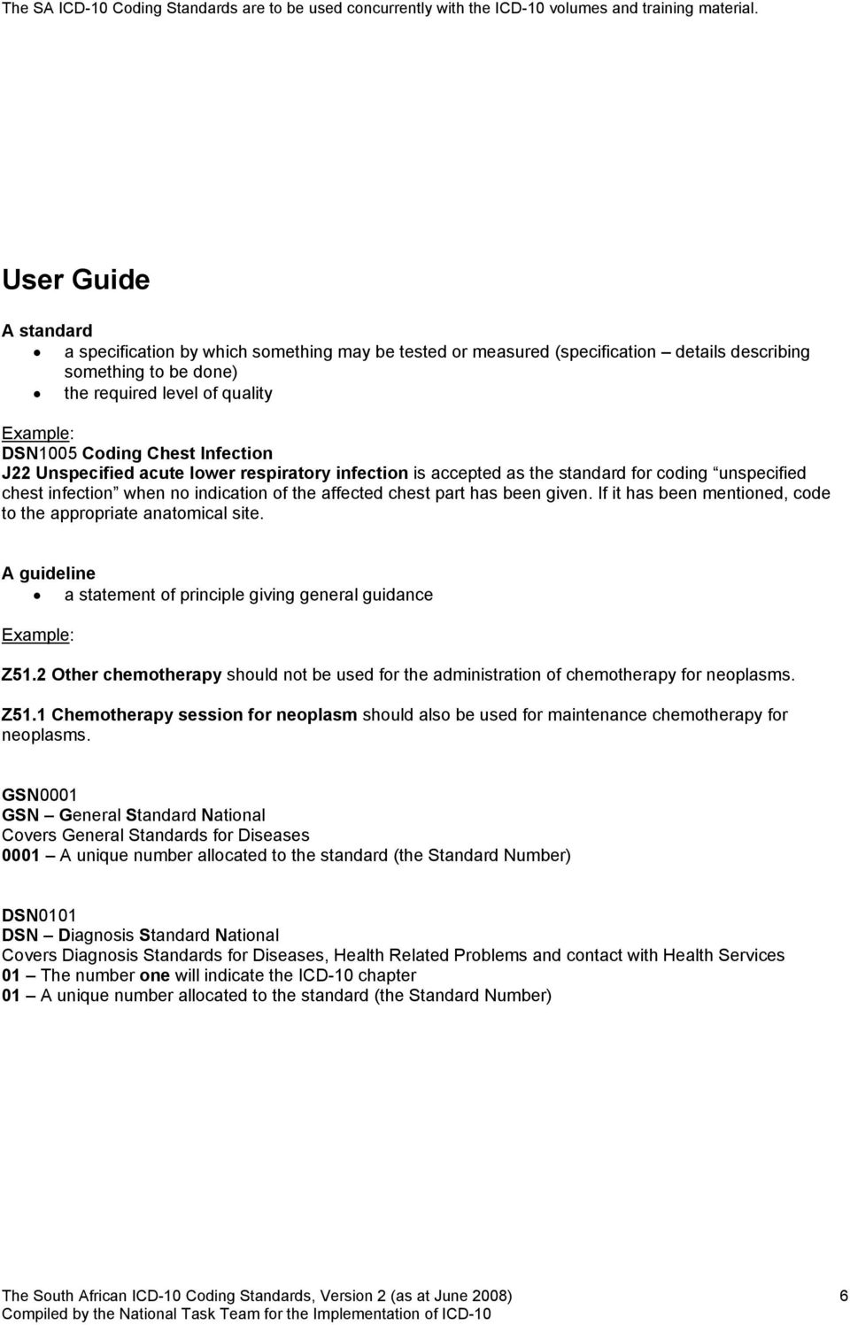 icd10 codes south africa