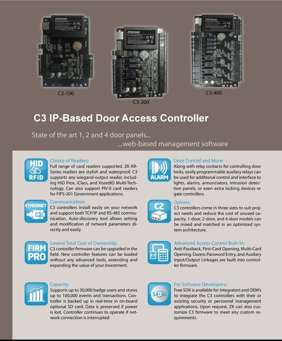 Advanced Biometric And Rfid Solutions For Access Control Pdf Smartcard Controlled Lock With Relay Can Also Support Piv Ii Card Readers Fips 201 Government Applications Communication