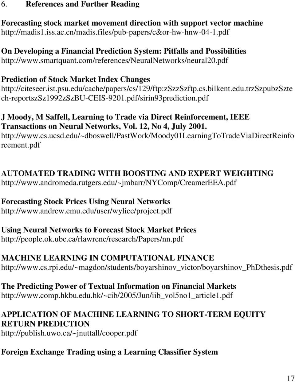 Machine Learning Techniques for Stock Prediction  Vatsal H  Shah - PDF