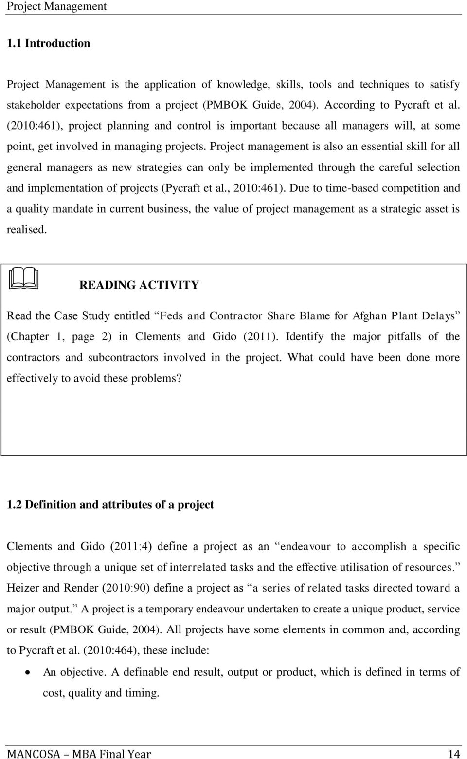 Project management study guide pdf project management is also an essential skill for all general managers as new strategies can only fandeluxe Image collections