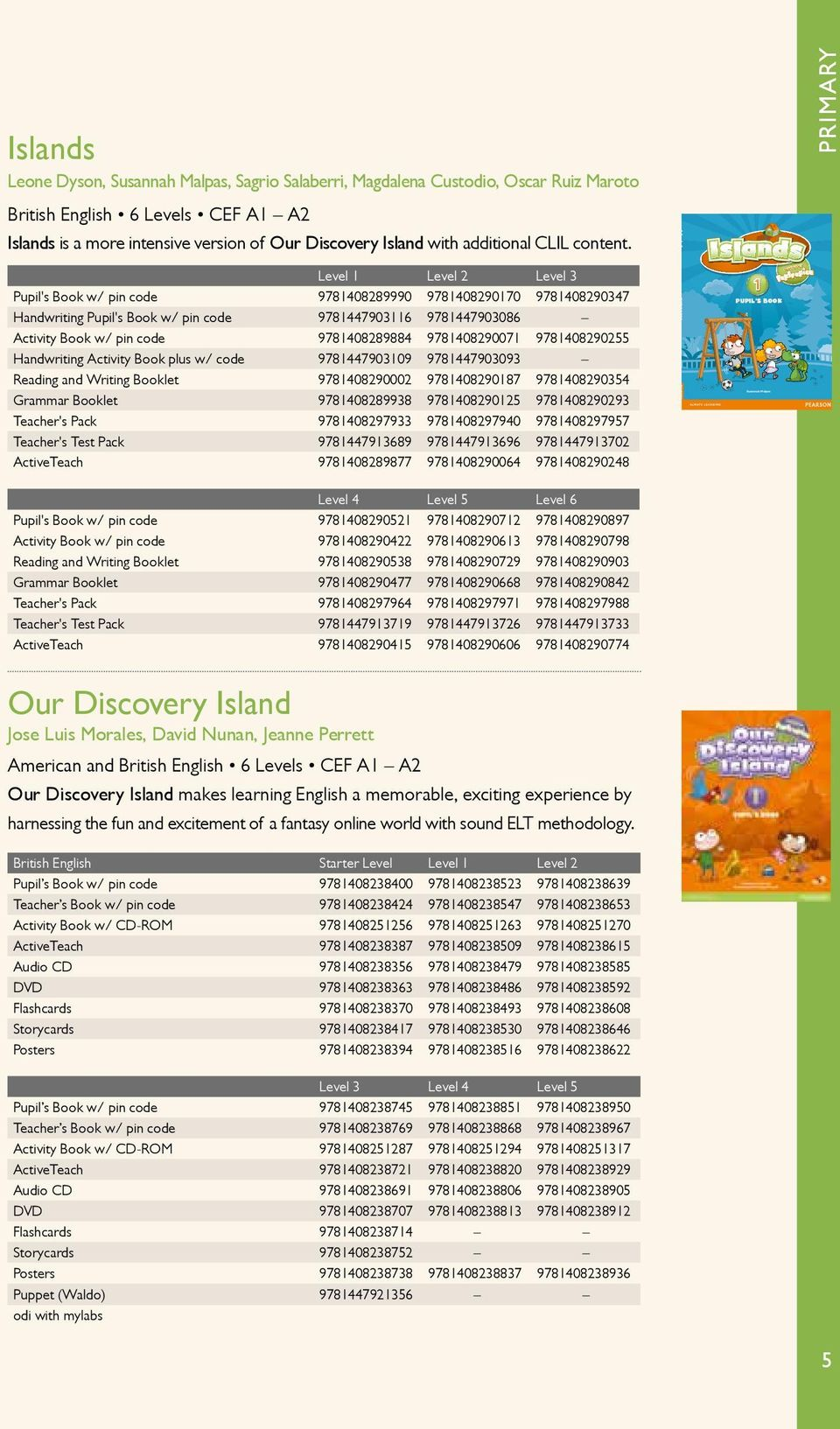 Our Discovery Island 2 Pupils Book