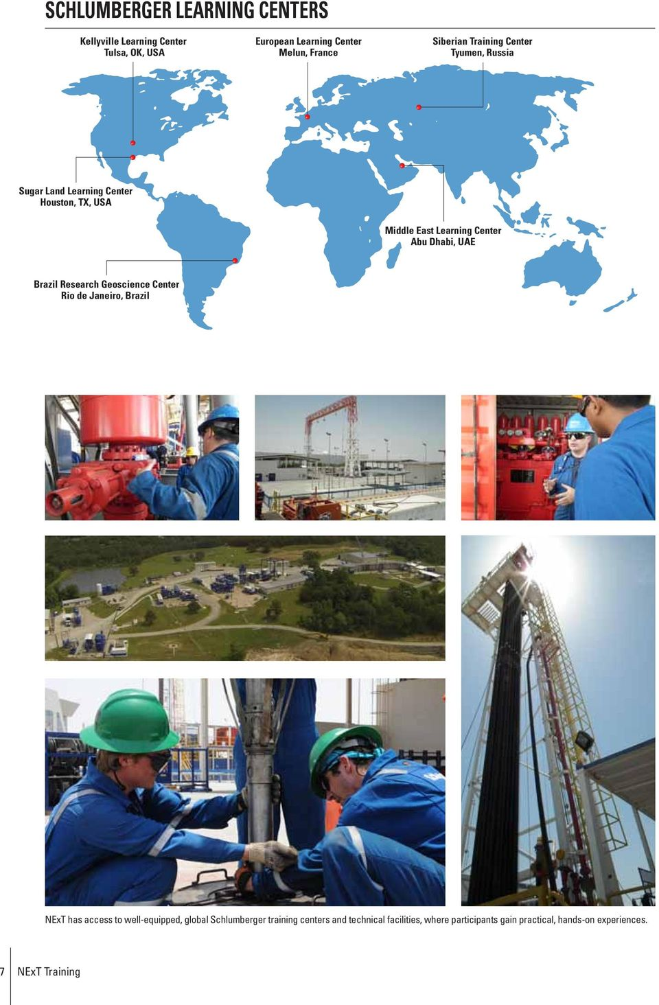 Schlumberger Uae