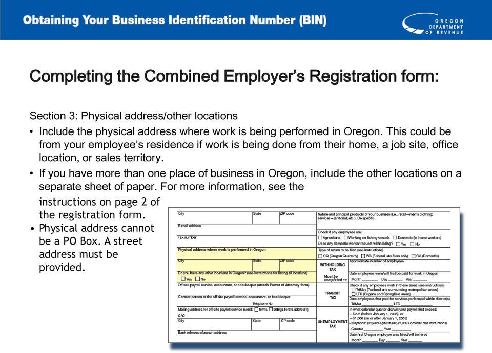 Obtaining Your Business Identification Number Bin Tips For