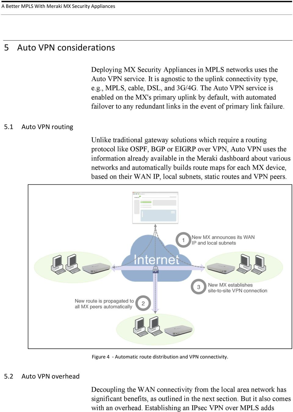 A Better MPLS Network With Meraki MX Security Appliances - PDF