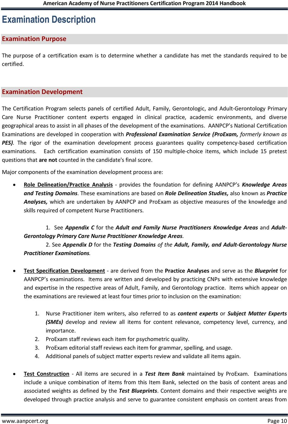 Aanpcp candidate handbook and renewal of certification handbook pdf practice academic environments and diverse geographical areas to assist in all phases of the malvernweather Choice Image