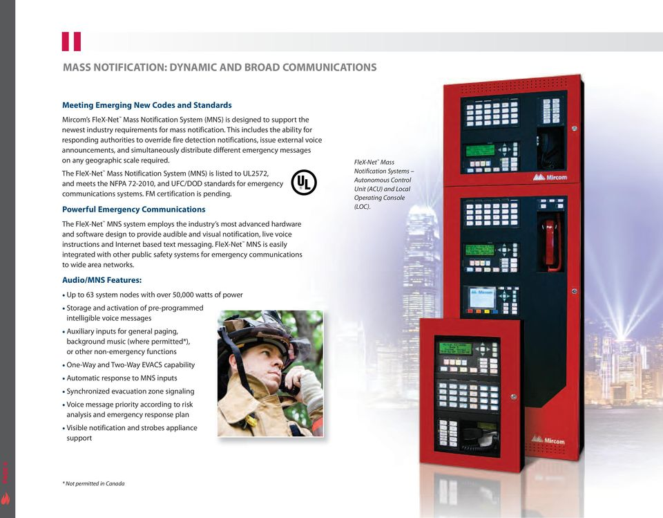 Intelligent Fire Detection Alarm And Mass Notification System Pdf Free Download
