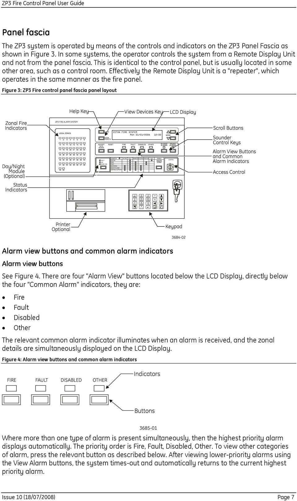 Ge Security Zp3 Fire Control Panel User Guide Pdf Structured Wiring This Is Identical To The But Usually Located In Some Other Area