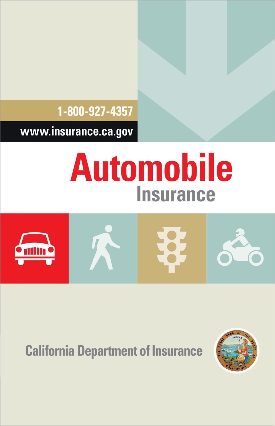 Automobile Insurance California Department Of Insurance Pdf