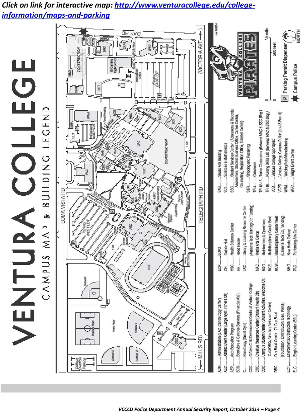 Ventura County Community College District Police Department Annual