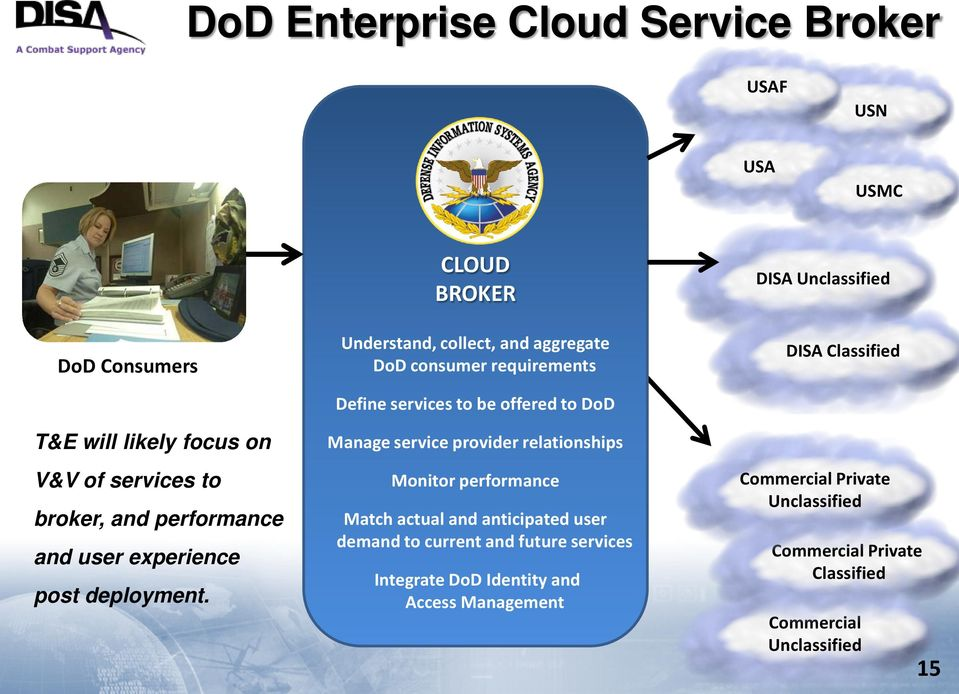 DISA Testing Services for the Enterprise  Luanne Overstreet