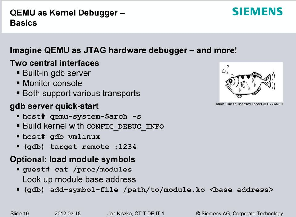 Developing Linux inside QEMU/KVM Virtual Machines - PDF