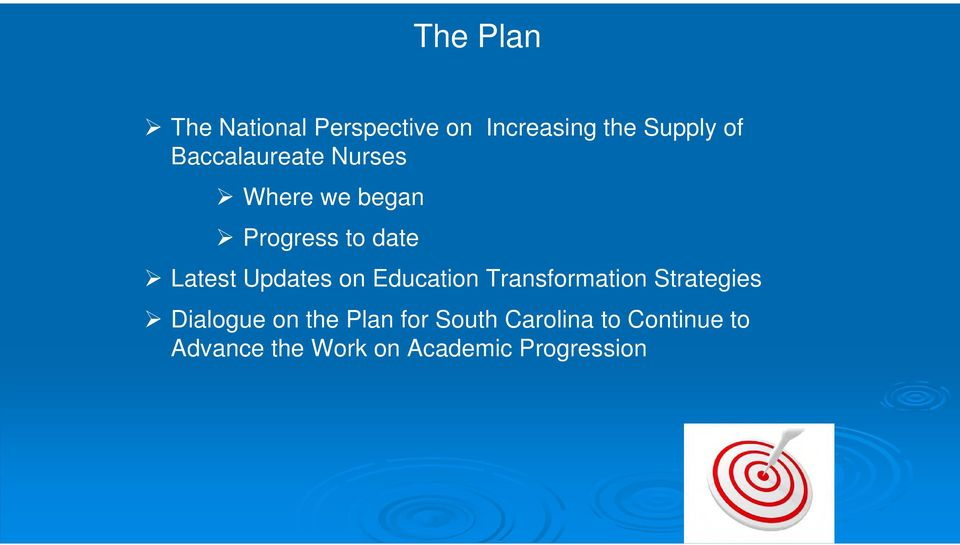 Updates on Education Transformation Strategies Dialogue on the