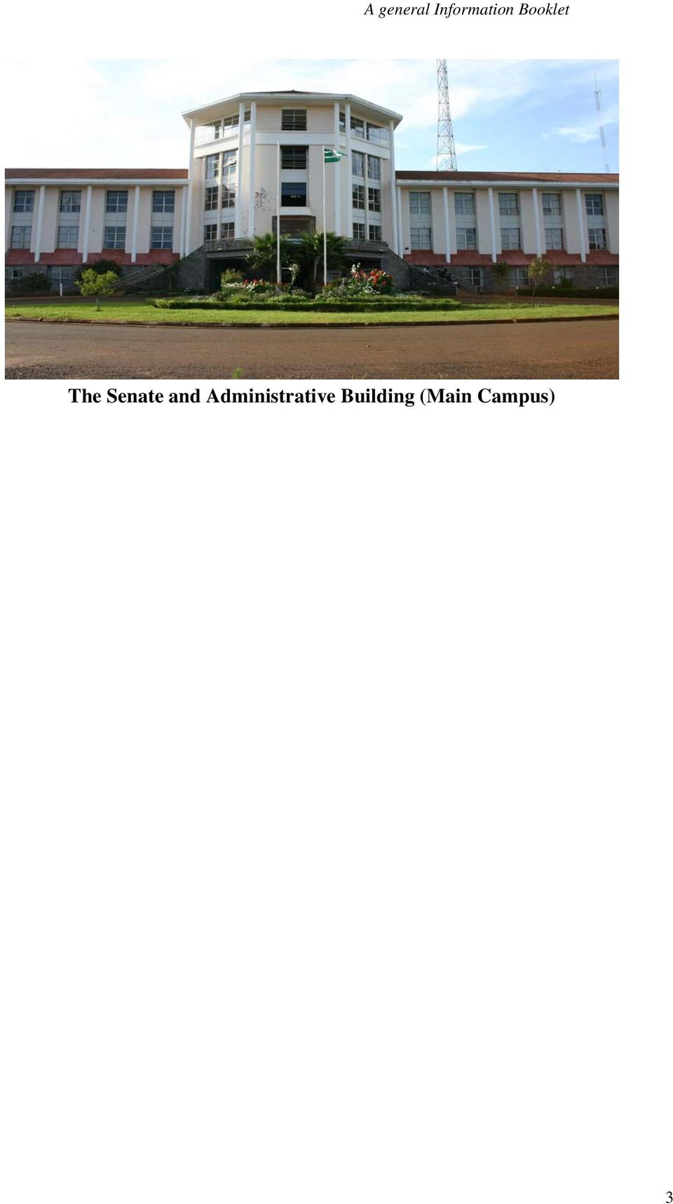 MOI UNIVERSITY STUDENTS GUIDE BOOK 6 TH EDITION - PDF