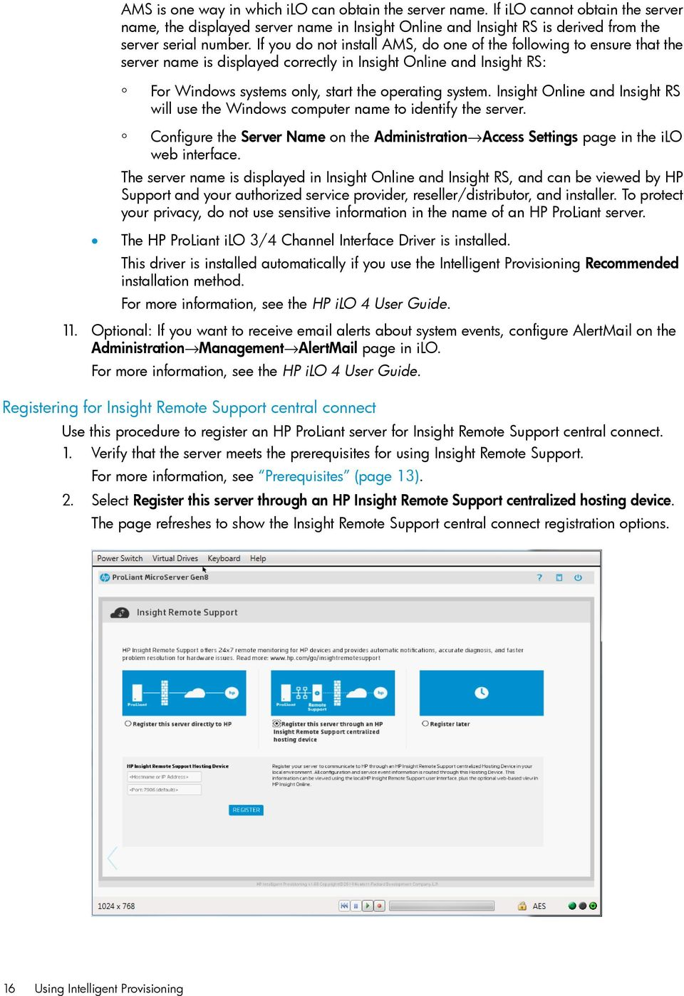 hp intelligent provisioning user guide for hp proliant gen8 servers rh docplayer net Flash ROM Chine Flash ROM From PC