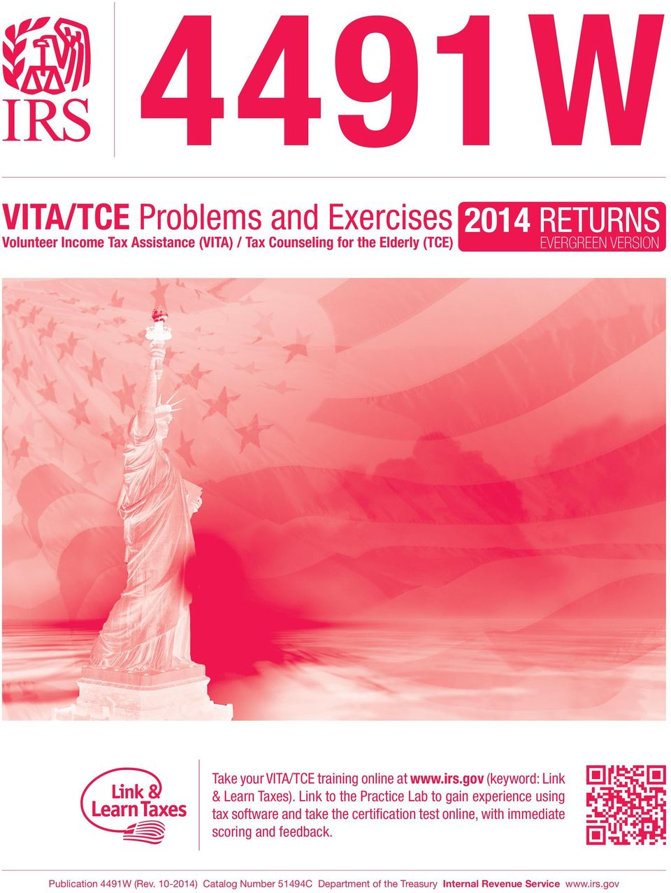 4491w Vitatce Problems And Exercises 2014 Returns Evergreen