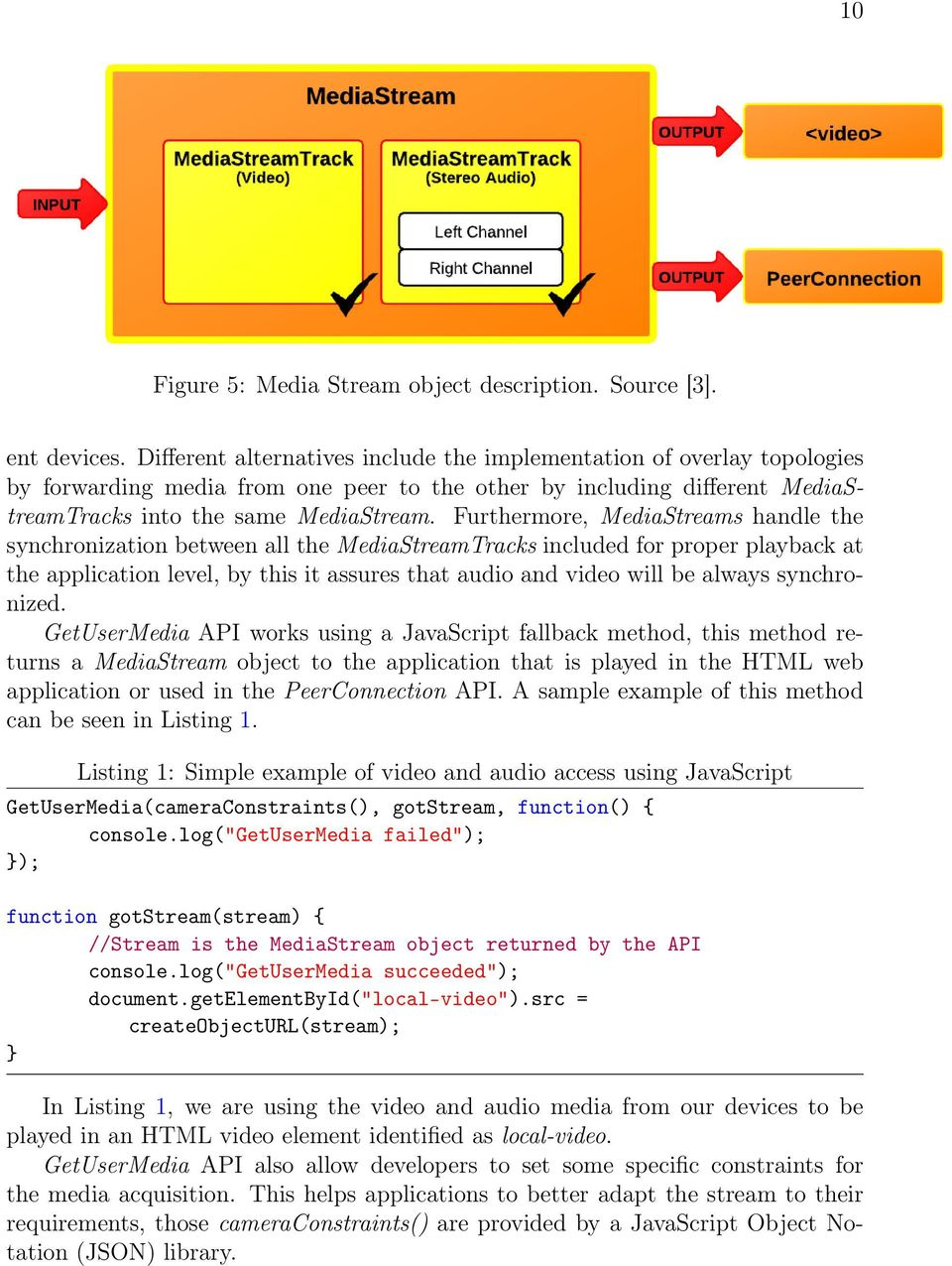 Performance analysis of topologies for Web-based Real-Time