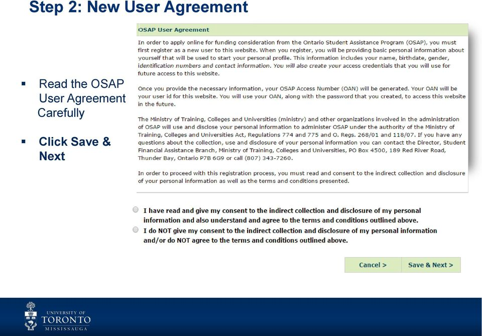 Osap 101 How To Apply For The Ontario Student Assistance Program A