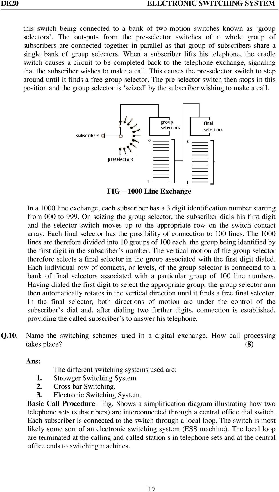 TYPICAL QUESTIONS & ANSWERS - PDF