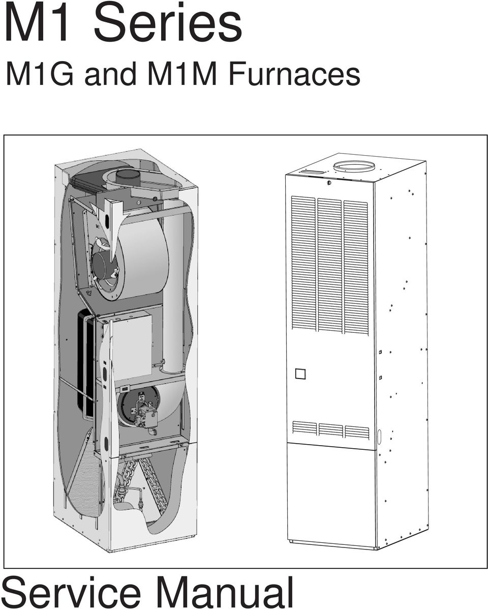 M1 Series M1g And M1m Furnaces Service Manual Pdf Blower Motor Wiring Reversedhvacbm1jpg 2 D C B A Typical Meters Used To Differential Pressure Gauge Volt Ohm Meter Manometer Inclined