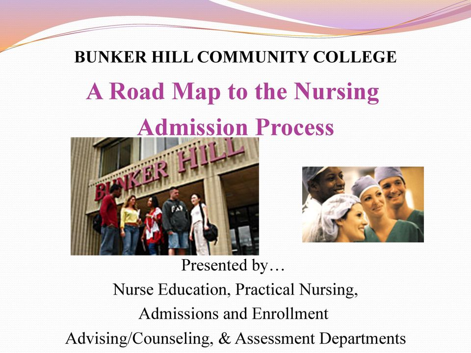 Education, Practical Nursing, Admissions and