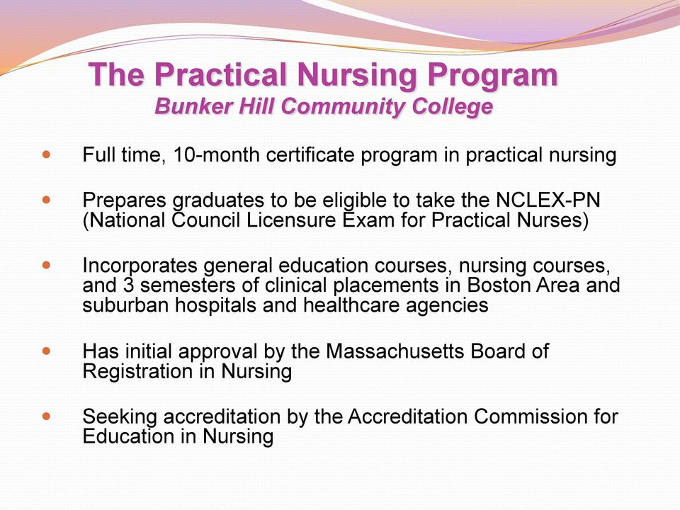 A Road Map to the Nursing Admission Process - PDF