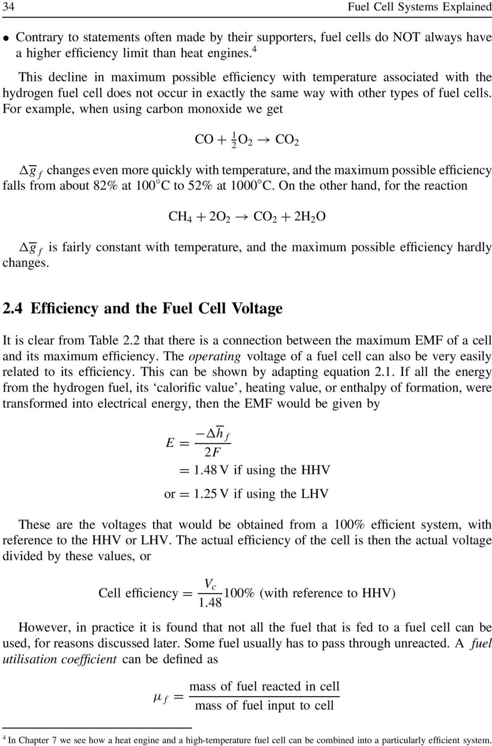 Efficiency and Open Circuit Voltage - PDF
