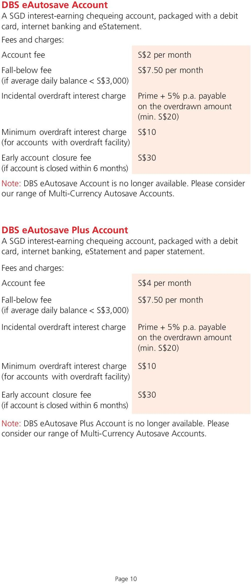 What Are Paper Statement Fees?