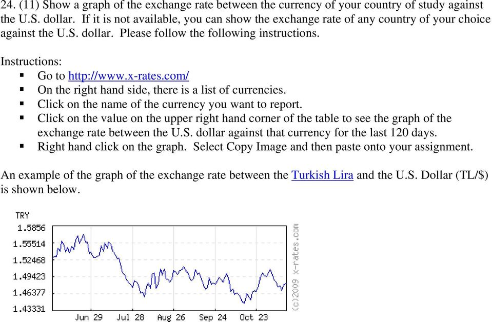 com/ On the right hand side, there is a list of currencies. Click on the name of the currency you want to report.