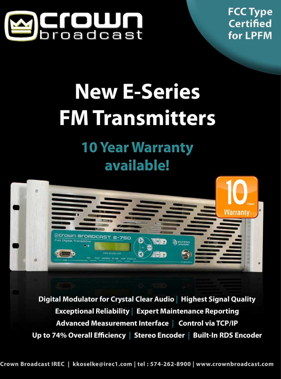 Stl Systems For Every Broadcaster Pdf Details About Fm Transmitter Circuit Board Kit Fcc Part 15 Certified Maintenance Reporting Advanced Measurement Interface Control Via Tcp Ip Up To 74 Overall