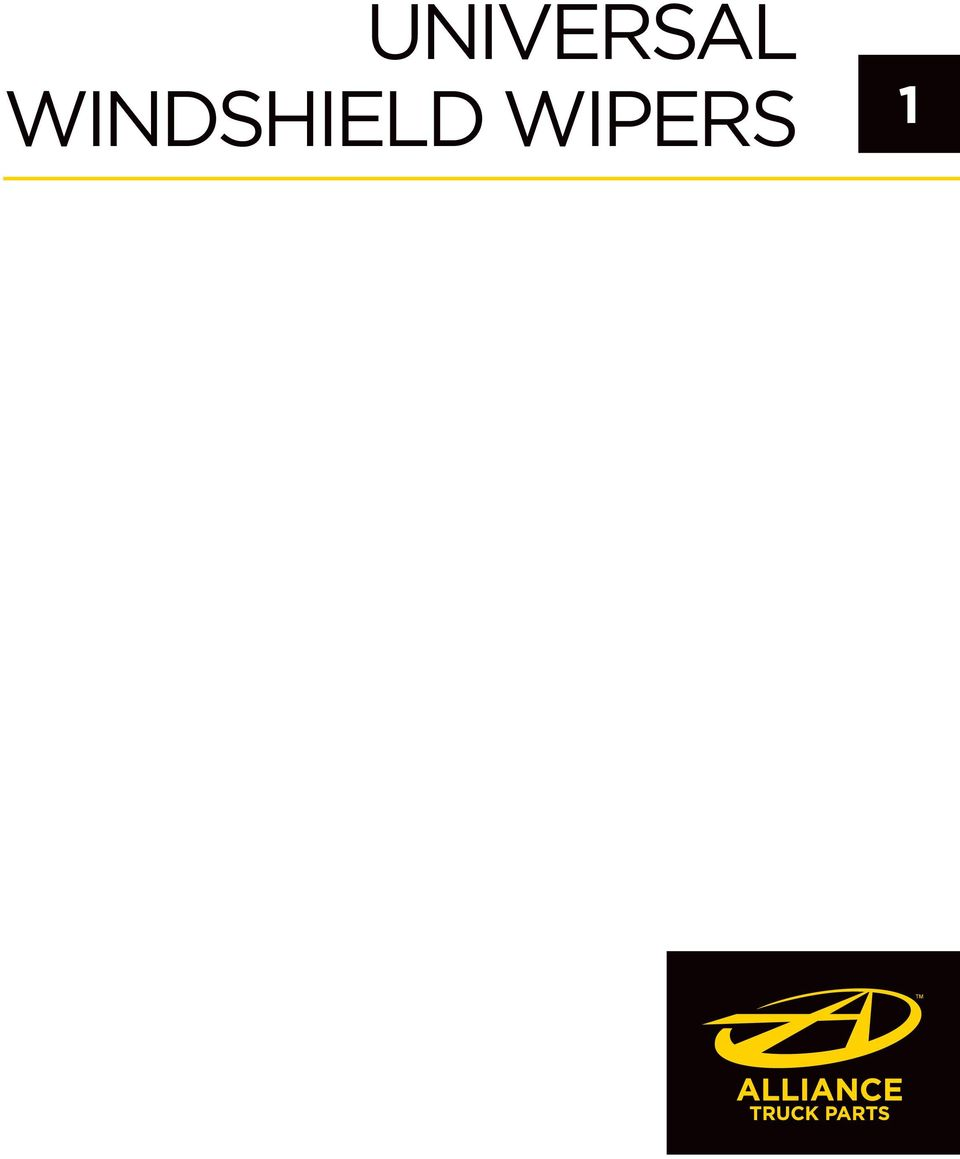 All Makes Heavy Duty Windshield Wipers Pdf 1987 Dodge Diplomat Wiper Wiring 10 Oem Metal Blades Abp N Universal Part Anco Premium Trico Exact Fit 14 2