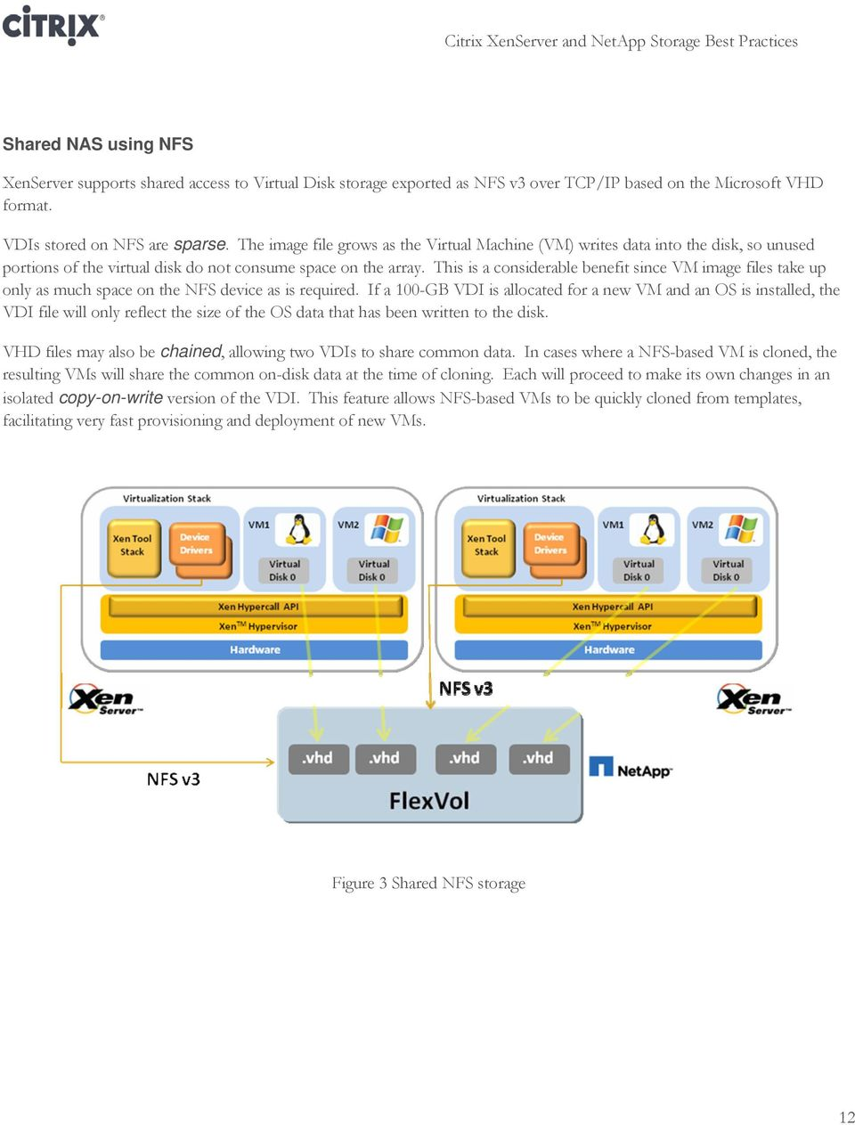 Citrix XenServer and NetApp Storage Best Practices - PDF