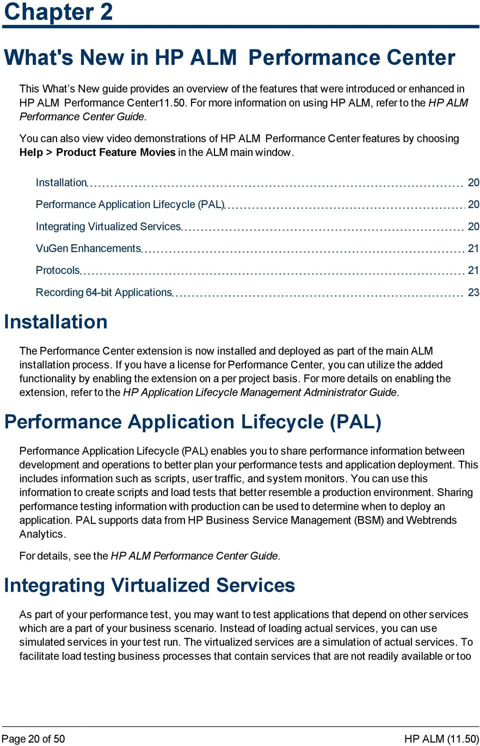 hp application lifecycle management pdf rh docplayer net Load Runner Performance Center Load Runner Performance Center