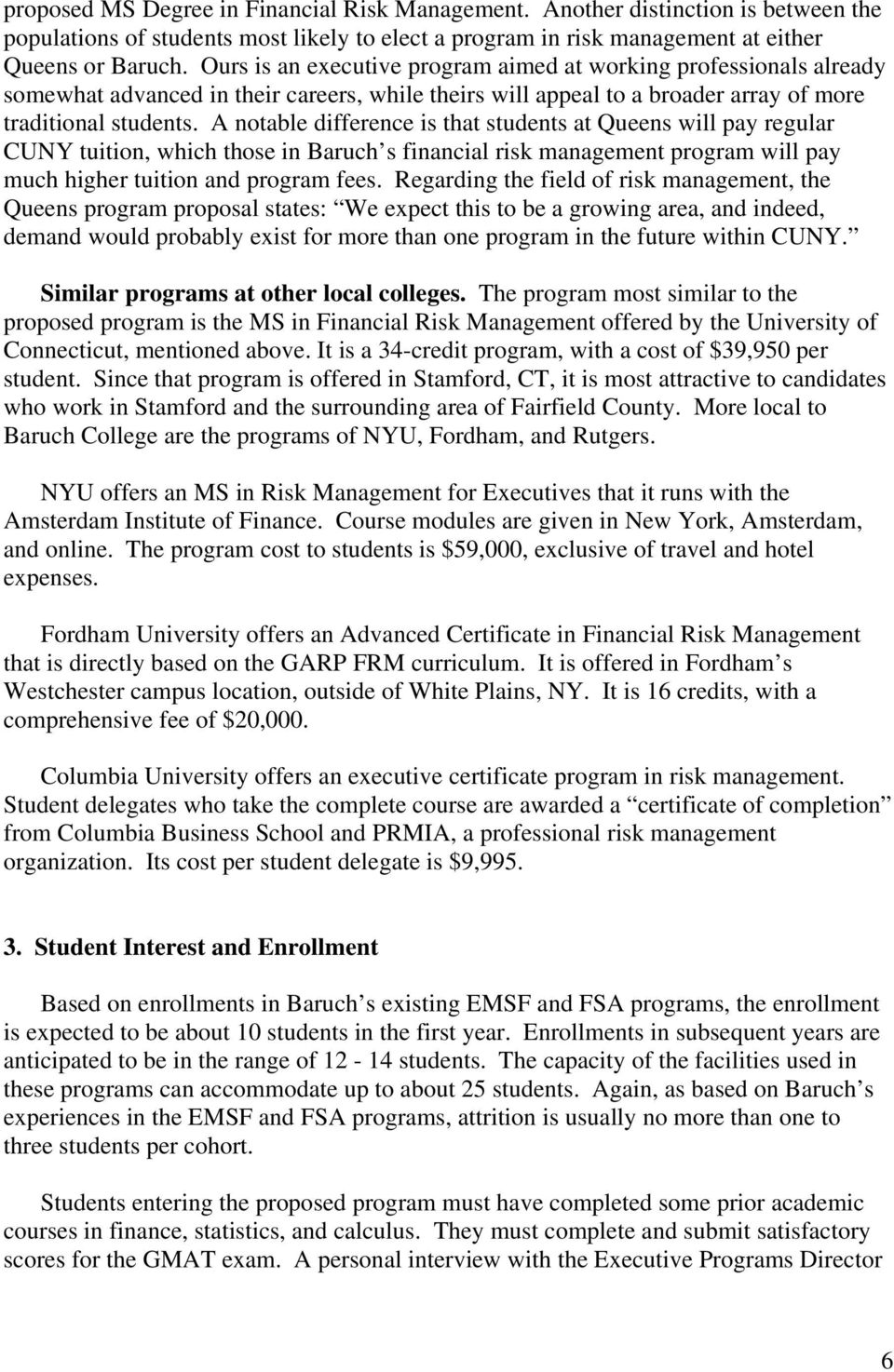 Baruch College Of The City University Of New York Pdf