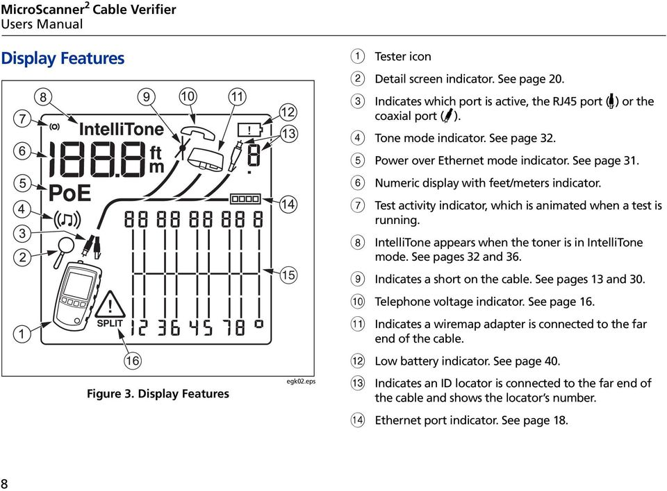 MicroScanner 2  Users Manual  Cable Verifier - PDF