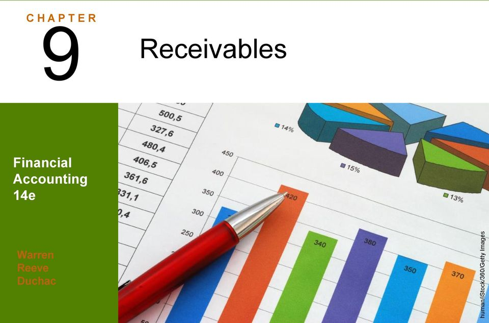 Receivables Financial