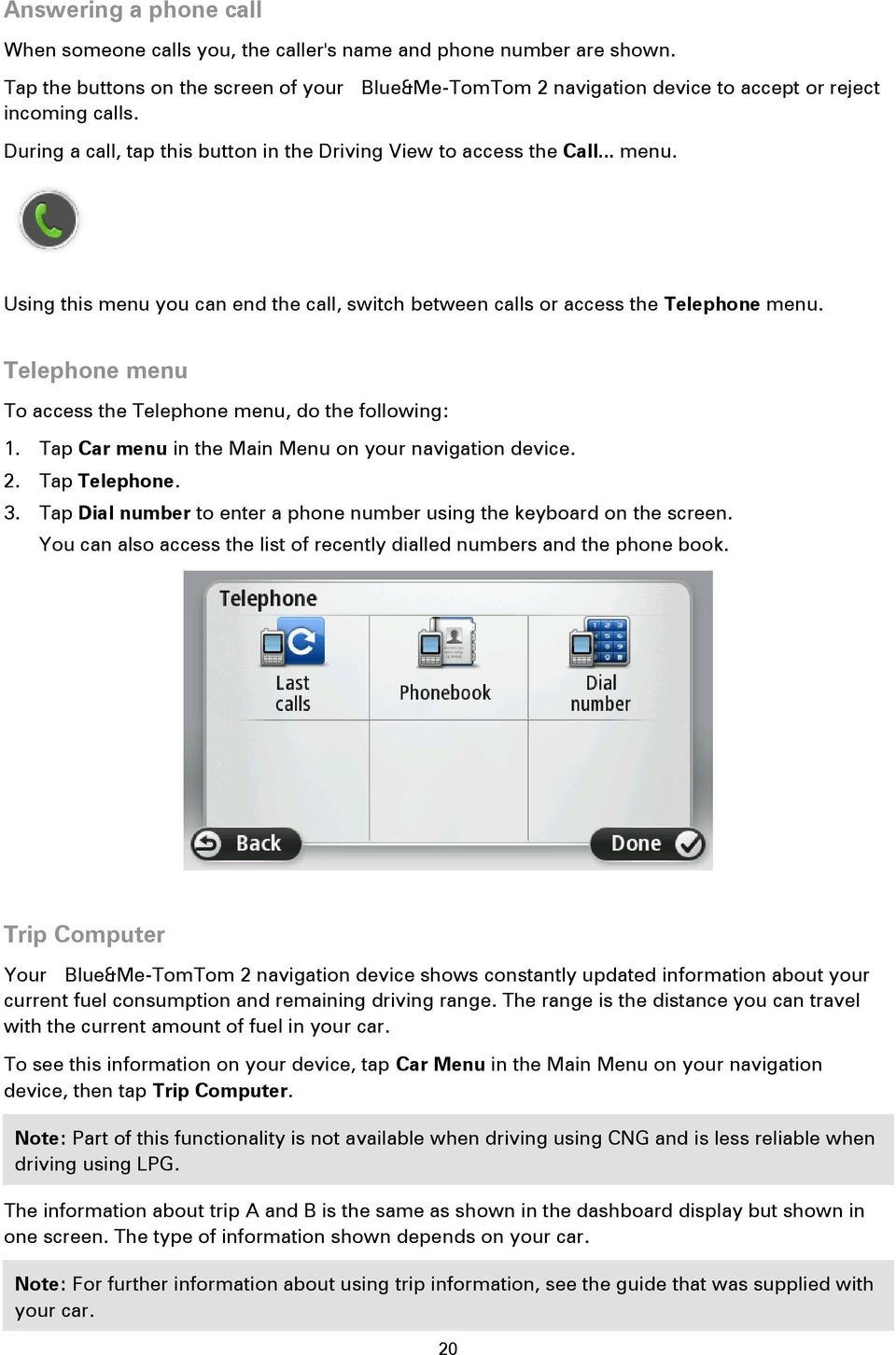 Blueme Tomtom 2 Live Reference Guide Pdf