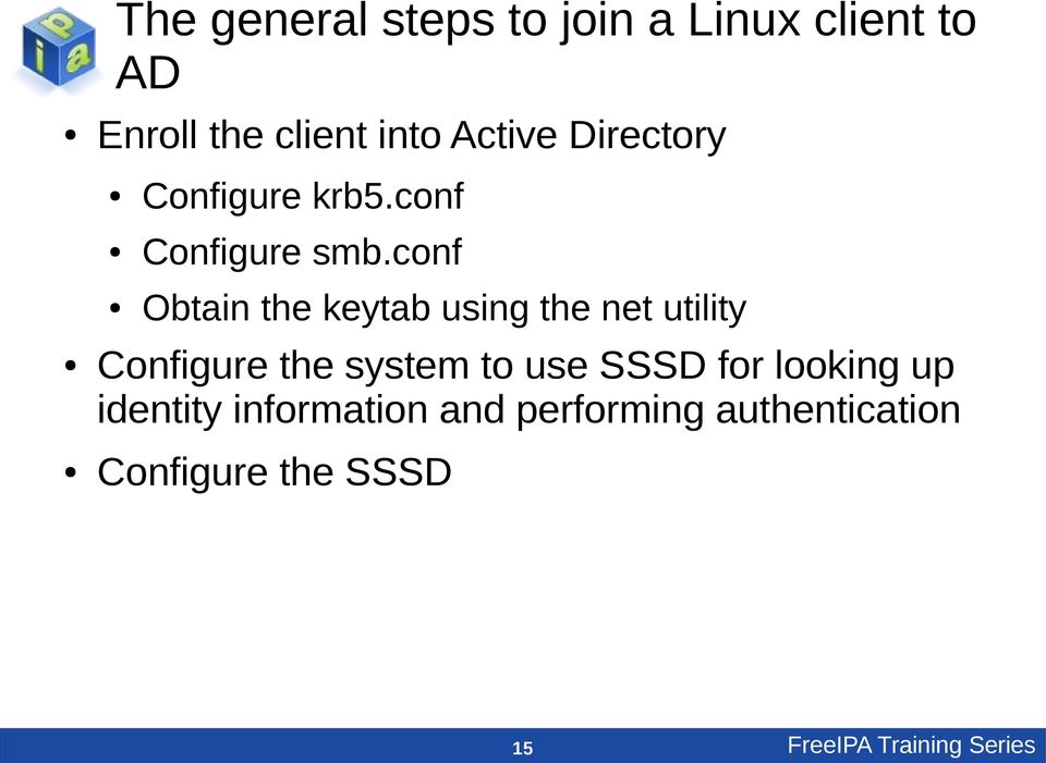 SSSD Active Directory Improvements - PDF