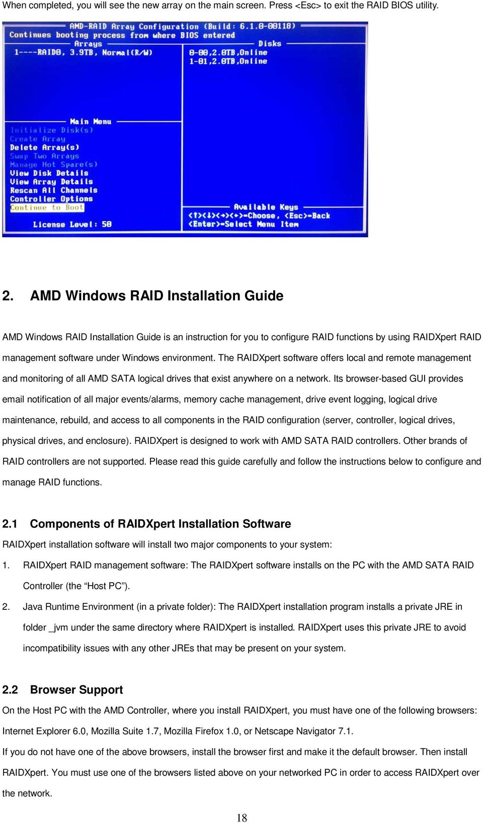 AMD RAID Installation Guide - PDF