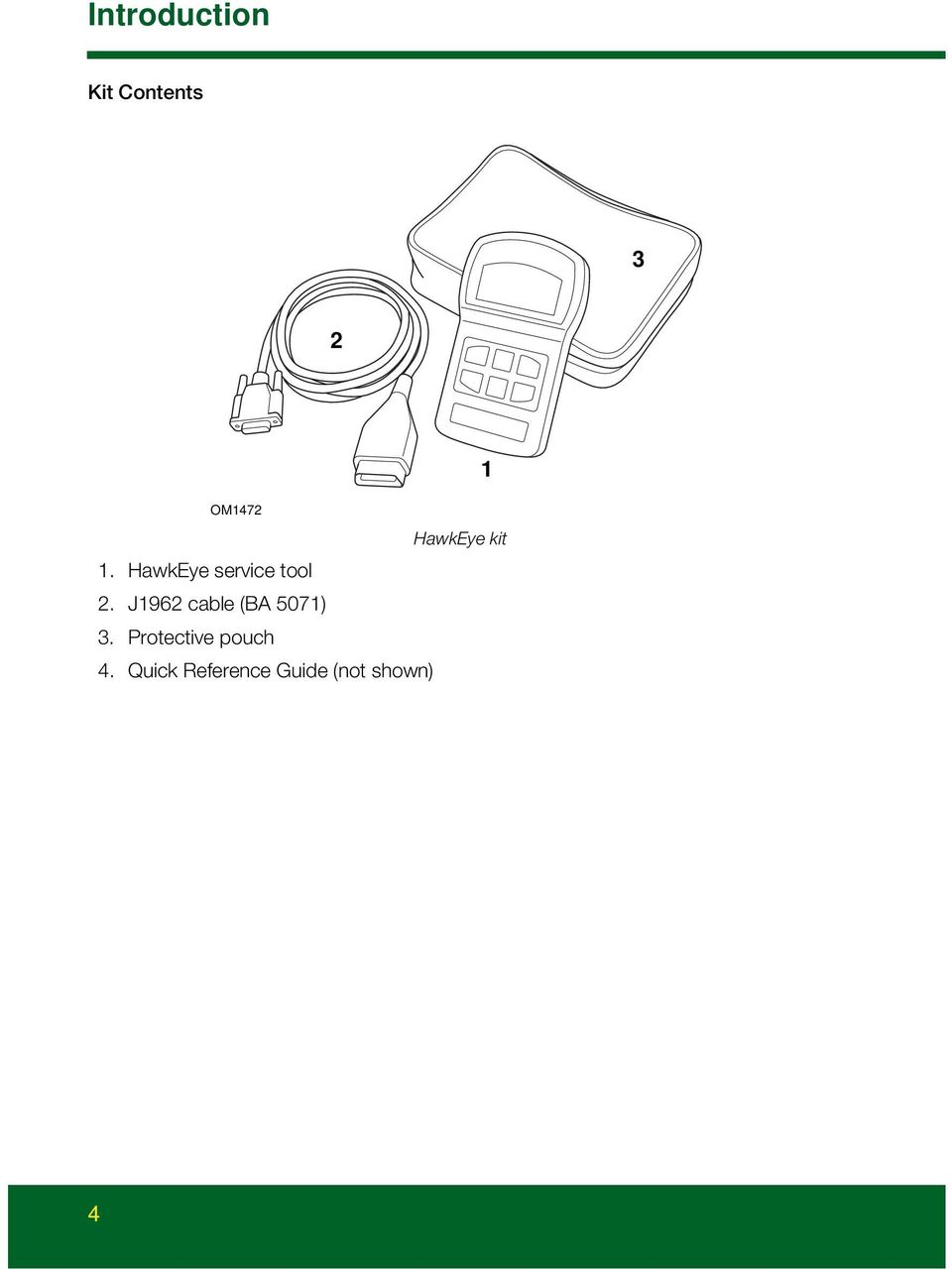 Hawkeye User Manual Your New Diagnostic Tool For Land Rover Current Sensing Relay J1962 Cable Ba 5071 3
