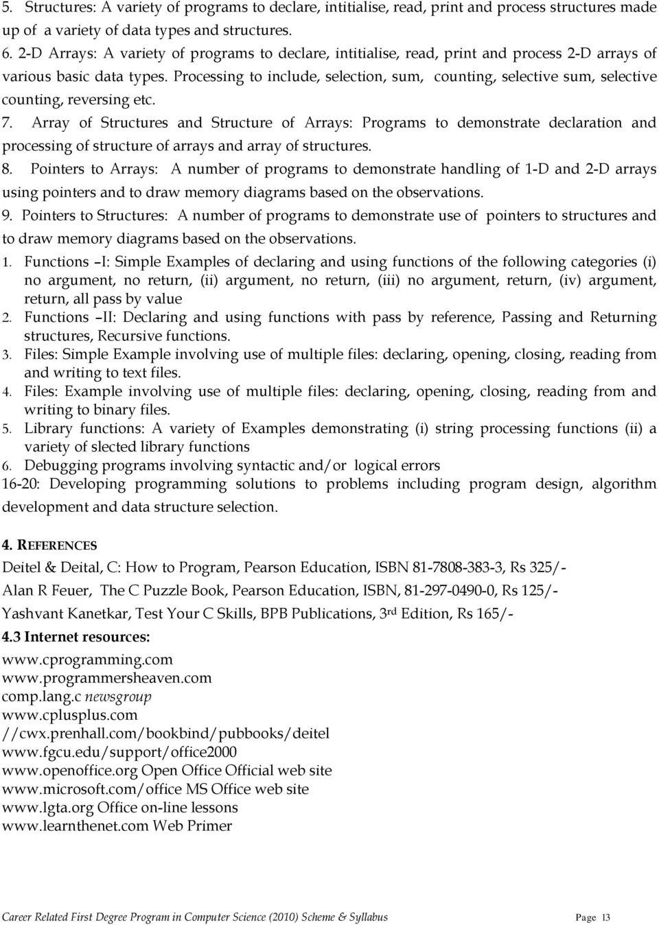 Career related first degree programme in computer science scheme processing to include selection sum counting selective sum selective counting fandeluxe Image collections