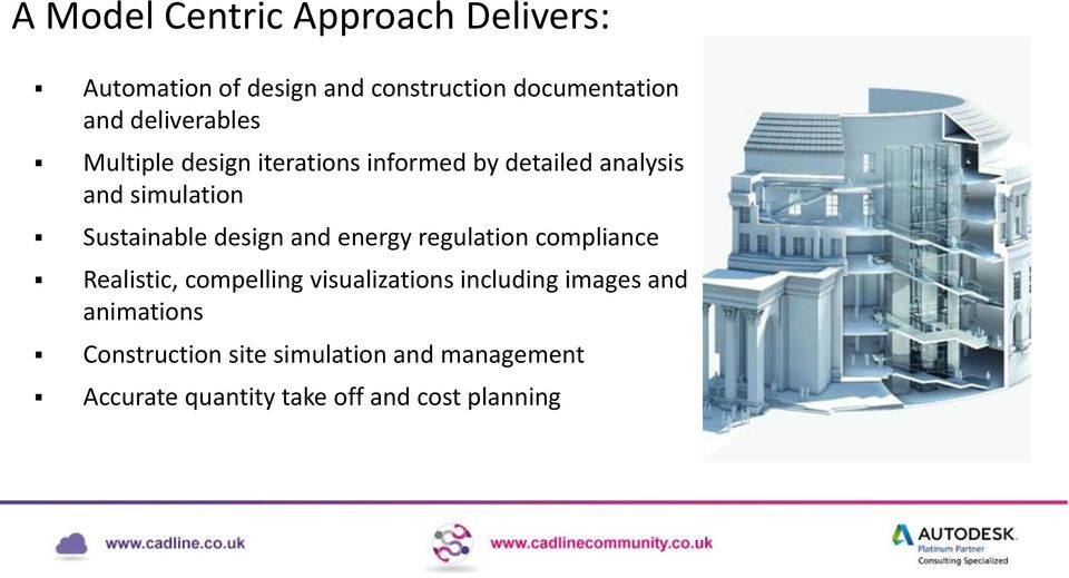 design and energy regulation compliance Realistic, compelling visualizations including images