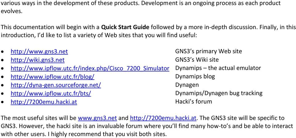 GNS3  Graphical Network Simulator By Mike Fuszner version PDF