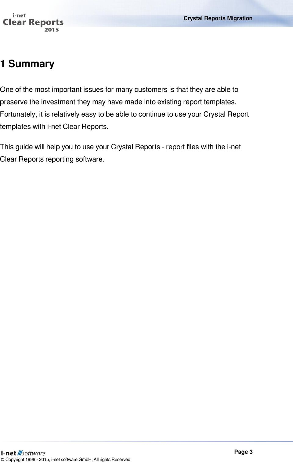 crystal reports migration guide problems and solutions pdf