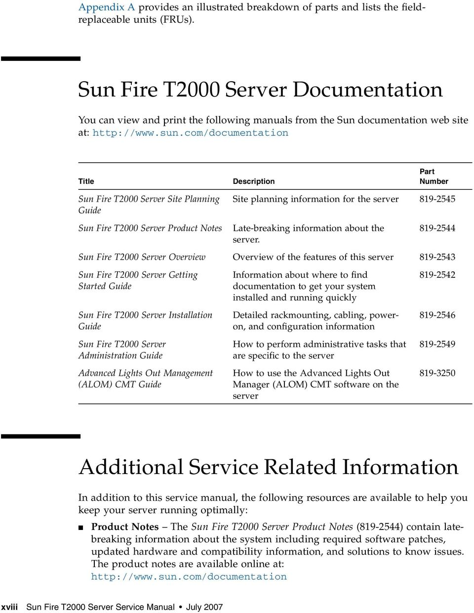 sun fire t2000 server service manual pdf rh docplayer net