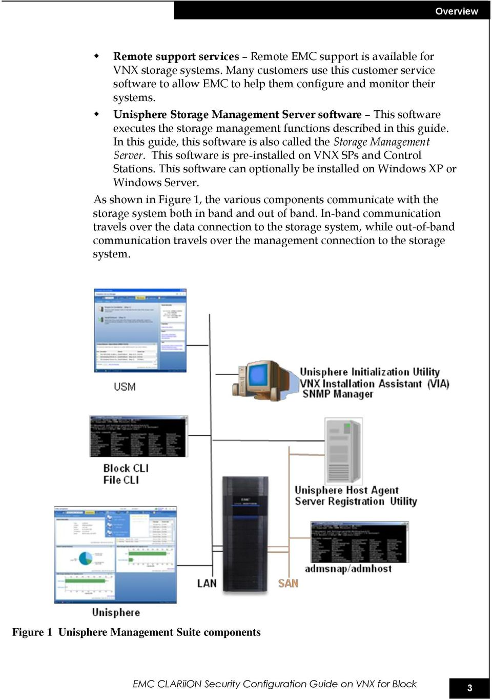 Security Configuration Guide on VNX for Block P/N REV A01