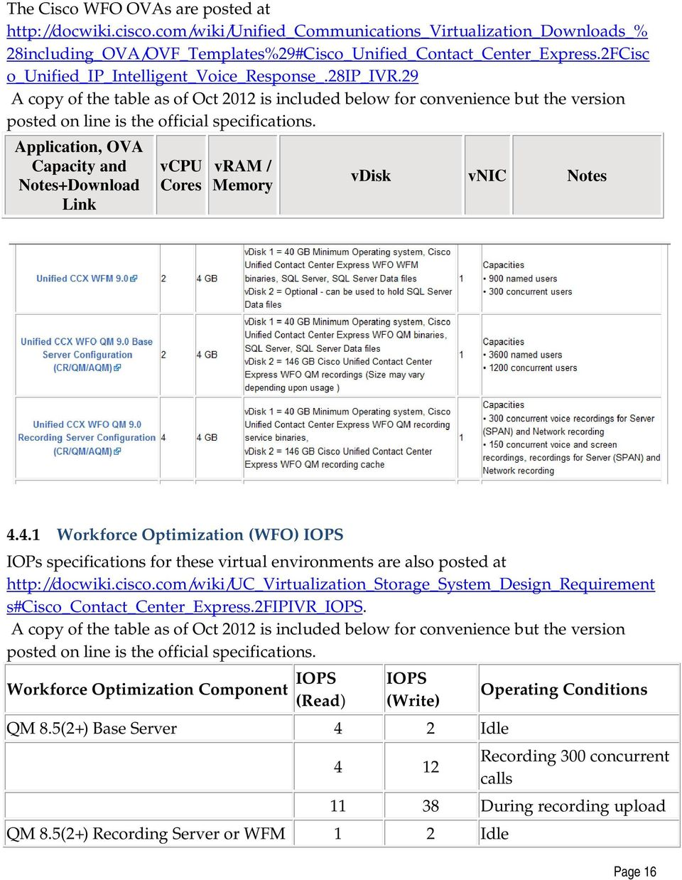 Cisco Workforce Optimization System Configuration Guide - PDF
