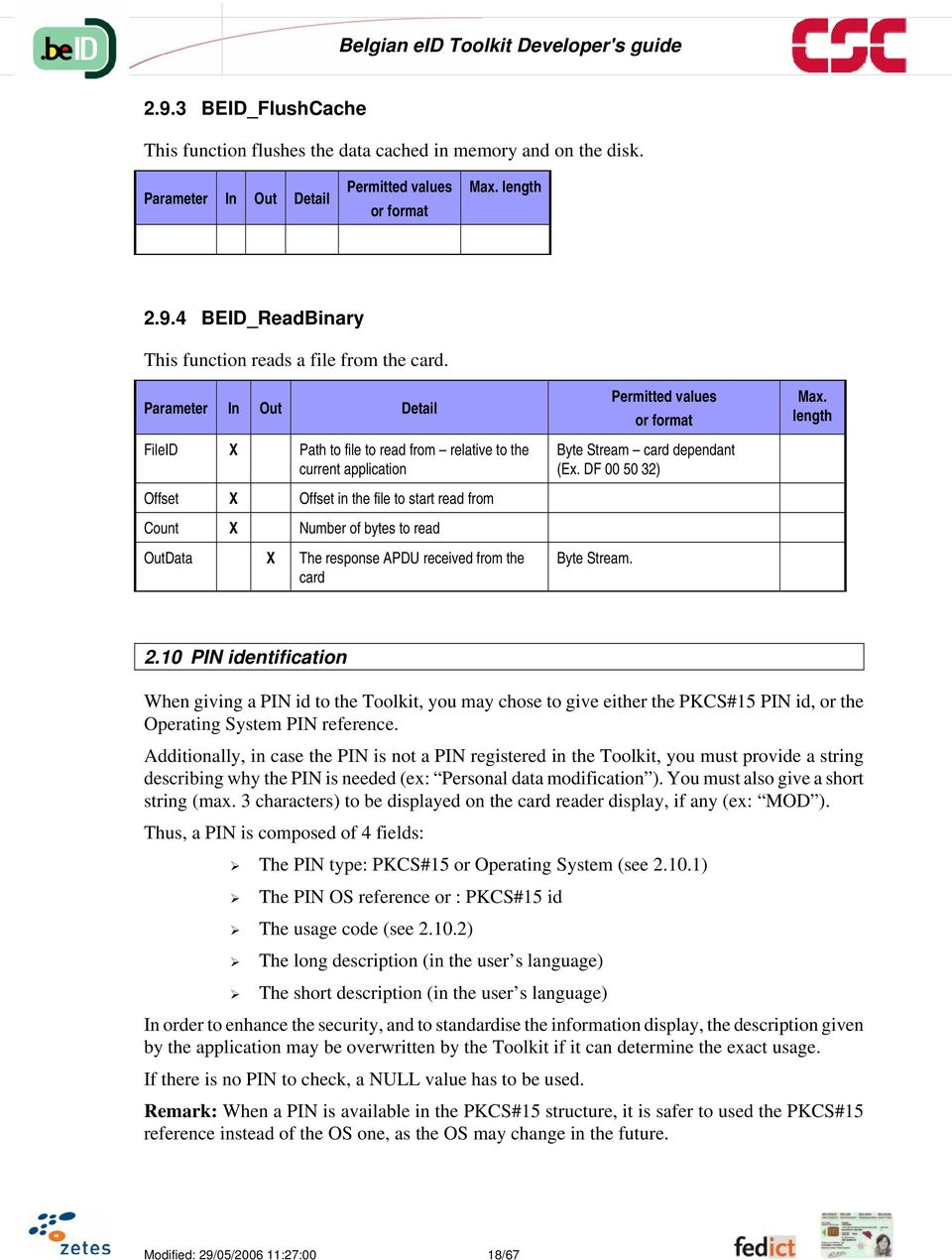 Belgian Eid Toolkit Developers Guide Pdf Plug Connector And Pinout Diagram For Blackberry Pearl 8100 Apdu Received From The Card Permitted Values Or Format Byte Stream Dependant Ex